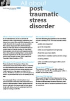 All About Post Traumatic Stress Disorder