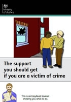 Code of Practice for Victims of Crime: Easy Read